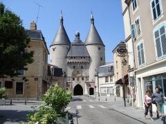 Porte de la Craffe -  nancy
