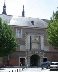 Porte de la Craffe - La Porte de la Craffe à Nancy