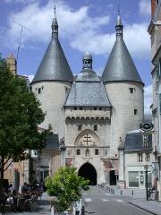 Porte de la Craffe - La Porte de la Craffa à Nancy