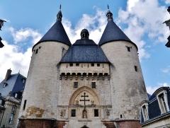 Porte de la Craffe - Deutsch: Craffe-Tor, Nancy, Département Meurthe und Mosel, Region Lothringen (heute Großer Osten), Frankreich