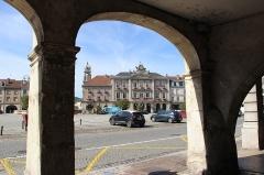 Hôtel de ville - Français:   Hôtel de ville de Pont-à-Mousson