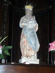 Eglise Saint-Pantaléon - Français:   Commercy Notre Dame de Breuil P1070052 - Église Saint-Pantaléon