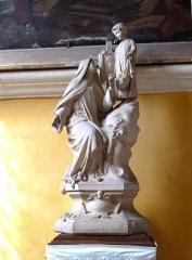 Eglise Saint-Pantaléon - Français:   Commercy Église Saint-Pantaléon P1060992 - sœur Thérèse de l\'Enfant-Jésus et de la Sainte-Face
