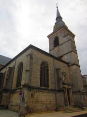 Eglise Saint-Pantaléon - Français:   Commercy église Saint-Pantaléon