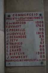 Eglise Saint-Pantaléon - Français:   en l\'Église Saint-Pantaléon de Commercy.