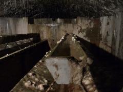 Fort - English: Cistern Fort de Douaumont
