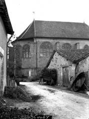 Eglise de Culey -