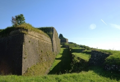 Citadelle -  Montmedy Citadel Bastions, France