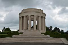 Monument commémoratif américain -  Montsec, Meuse (France), Neoclassical architecture