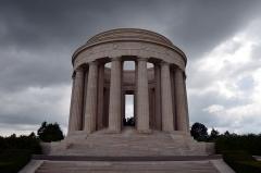 Monument commémoratif américain -  Monument to American soldiers at Montsec