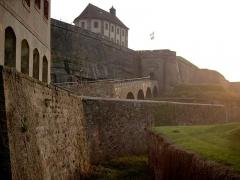 Citadelle - Deutsch: Die Kasematte von Bitche (Teilansicht)