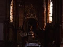 Eglise Saint-Nabor -  Intérieur de l'église abbatiale Saint-Nabor