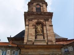 Eglise Saint-Nabor -  L'église abbatiale Saint-Nabor