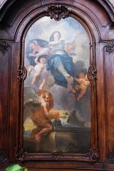 Eglise Saint-Nabor - Deutsch: Abbatiale Saint-Nabor de Saint-Avold