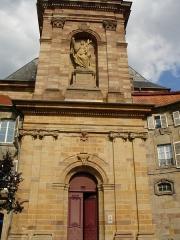 Eglise Saint-Nabor -  L'Abbatiale Saint-Nabor de Saint-Avold.