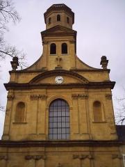 Eglise Saint-Simon et Saint-Jude -  Eglise Saint Simon Saint Jude de Metz.