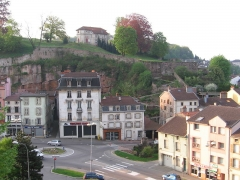 Château -  Epinal, may 2006