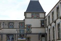 Imagerie Pellerin (bâtiments et machines qu'ils renferment) - Français:   Imagerie d\'Épinal, Lorraine, France