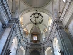 Ancienne abbaye - Français:   Abbaye de Moyenmoutier (Vosges): choeur