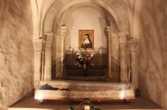 Abbaye - Français:   Remiremont, Vosges, Lorraine, France