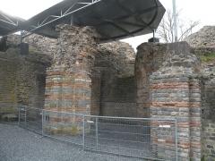 Ruines gallo-romaines -  Bagacum