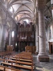 Eglise Saint-Martin - Français:   Église Saint-Martin (Le Cateau-Cambrésis)