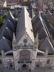 Eglise Saint-Eloi - Polski: Dunkierka - kościół św. Eligiusza