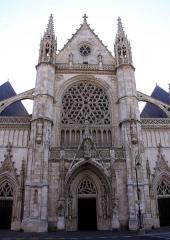 Eglise Saint-Eloi - English: Dunkerque, Church Saint Eloi