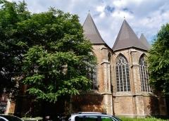Eglise Saint-Eloi - Deutsch: Chor der Kirche St. Éloi, Dünkirchen, Département Nord, Region Oberfrankreich (ehemals Nord-Pas-de-Calais), Frankreich