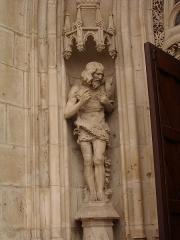 Eglise Saint-Eloi -  Eglise Saint Eloi Dunkerque