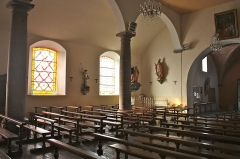 Eglise Saint-Martin -  Église Saint-Martin de Féron