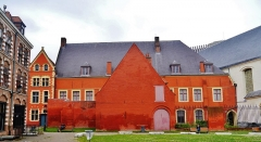 Hospice Comtesse - Deutsch: Comtesse-Krankenhaus, Lille, Dépertament Nord, Region Oberfrankreich (ehemals Nord-Pas-de-Calais), Frankreich