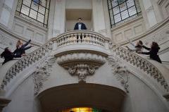 Palais des Beaux-Arts - Le grand escalier du musée des beaux arts de Lille