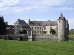 Château et sa chapelle -