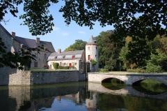 Château et sa chapelle - English: Potelle castle