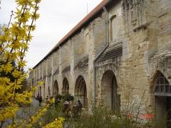 Abbaye de Vaucelles -  Abbaye de vaucelles ext 001