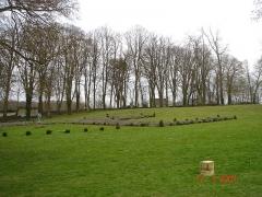 Abbaye de Vaucelles -  Abbaye de Vaucelles le parc