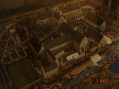 Abbaye de Vaucelles -  Abbaye de Vaucelles Maquette