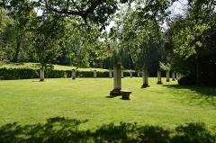 Abbaye de Vaucelles -  Abbaye de Vaucelles parc