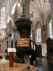 Eglise Saint-Christophe - English: Saint-Christophe's church of Tourcoing (Nord, France).