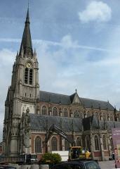 Eglise Saint-Christophe -  Église Saint-Christophe de Tourcoing