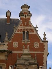 Hôtel de ville - Polski: Dunkierka - ratusz