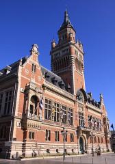 Hôtel de ville - English: Dunkerque Town Hall Rathaus