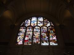 Hôtel de ville - Deutsch: Glasfenster im Hôtel de Ville (Dunkerque)