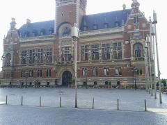 Hôtel de ville -  mairie de Dunkerque