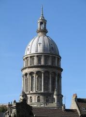 Ancienne cathédrale Notre-Dame - English: Boulogne-sur-Mer (département du Pas-de-Calais, France): the dome of the Notre Dame basilica