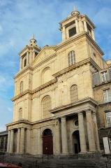 Ancienne cathédrale Notre-Dame - Français:   Le porche de la Cathédrale Notre-Dame de Boulogne-sur-Mer.