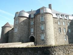 Château d'Aumont - Français:   Château-musée à Boulogne sur Mer