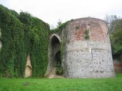 Citadelle -  Tours dans la citadelle de Montreuil-sur-Mer
