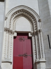 Eglise Saint-Nicolas - This building is indexed in the Base Mérimée, a database of architectural heritage maintained by the French Ministry of Culture,under the reference PA00108661 .